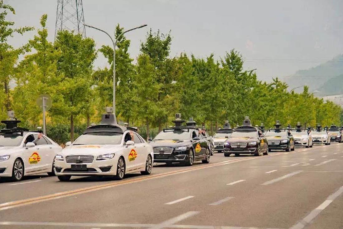 TopGear | Baidu granted L4 autonomous license for real-road