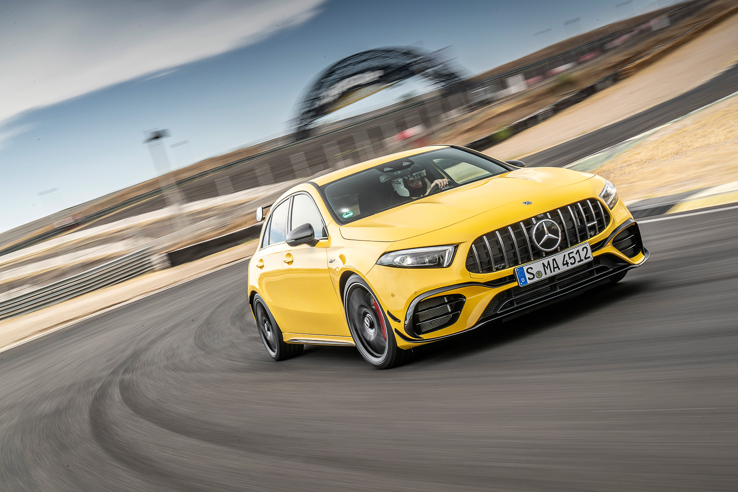 topgear | updated 2021 mercedes-amg a 45 s & cla 45 s now