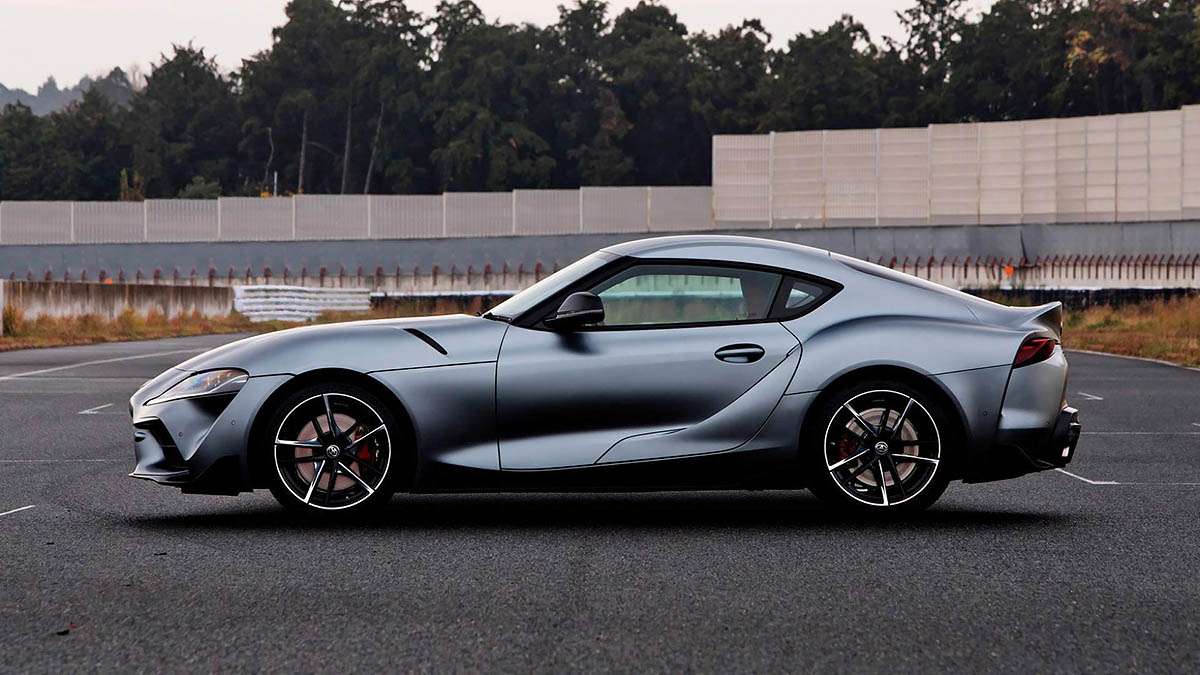 Topgear There Are Also Cheaper Four Cylinder Toyota Supras
