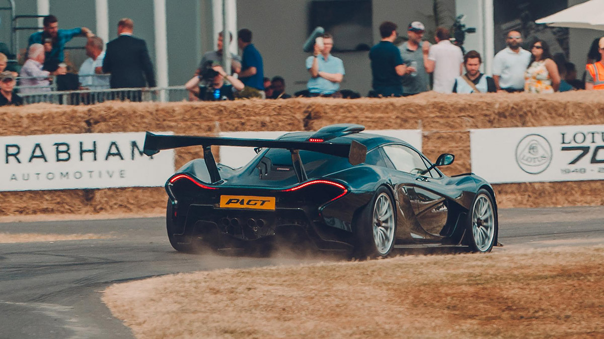 How Many Mclaren P1 Were Made >> TopGear | Lanzante has completed its stunning McLaren P1 GT 'longtail'