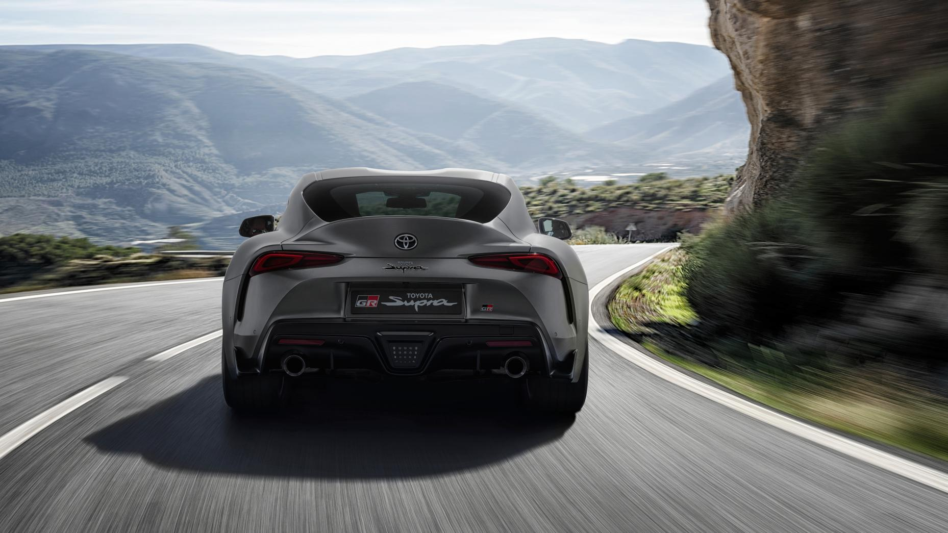 topgear five things we would do if tuning the new toyota supra. Black Bedroom Furniture Sets. Home Design Ideas