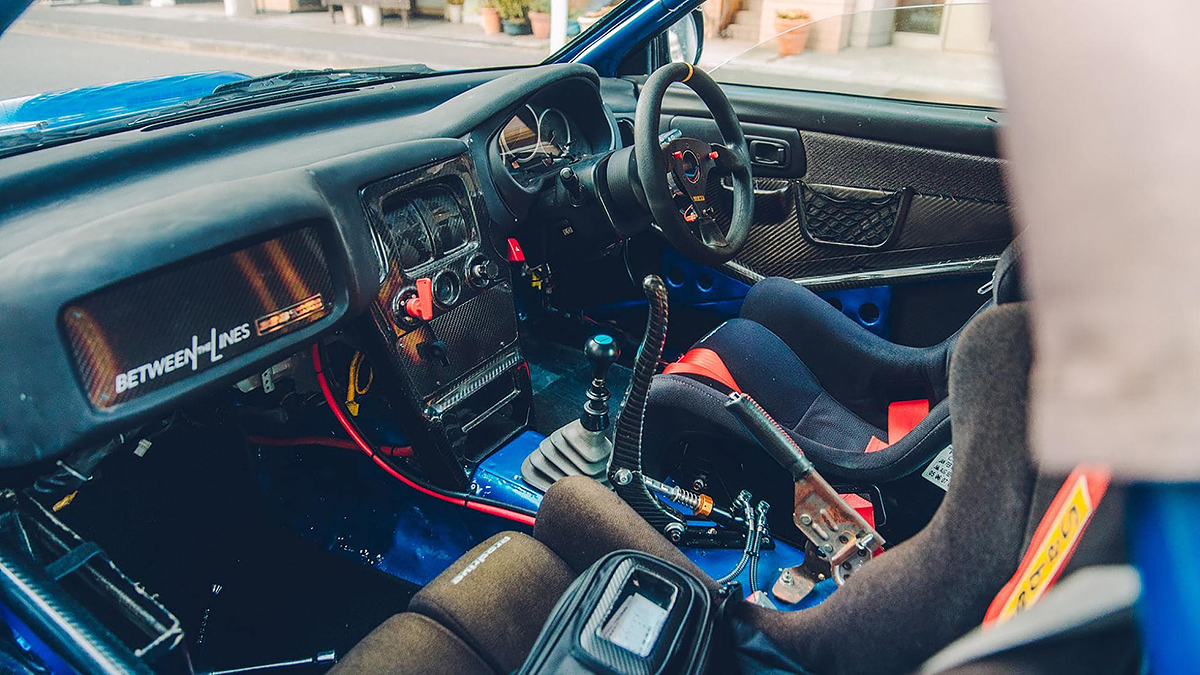 TopGear | Commuting through Tokyo in a Subaru Impreza rally car