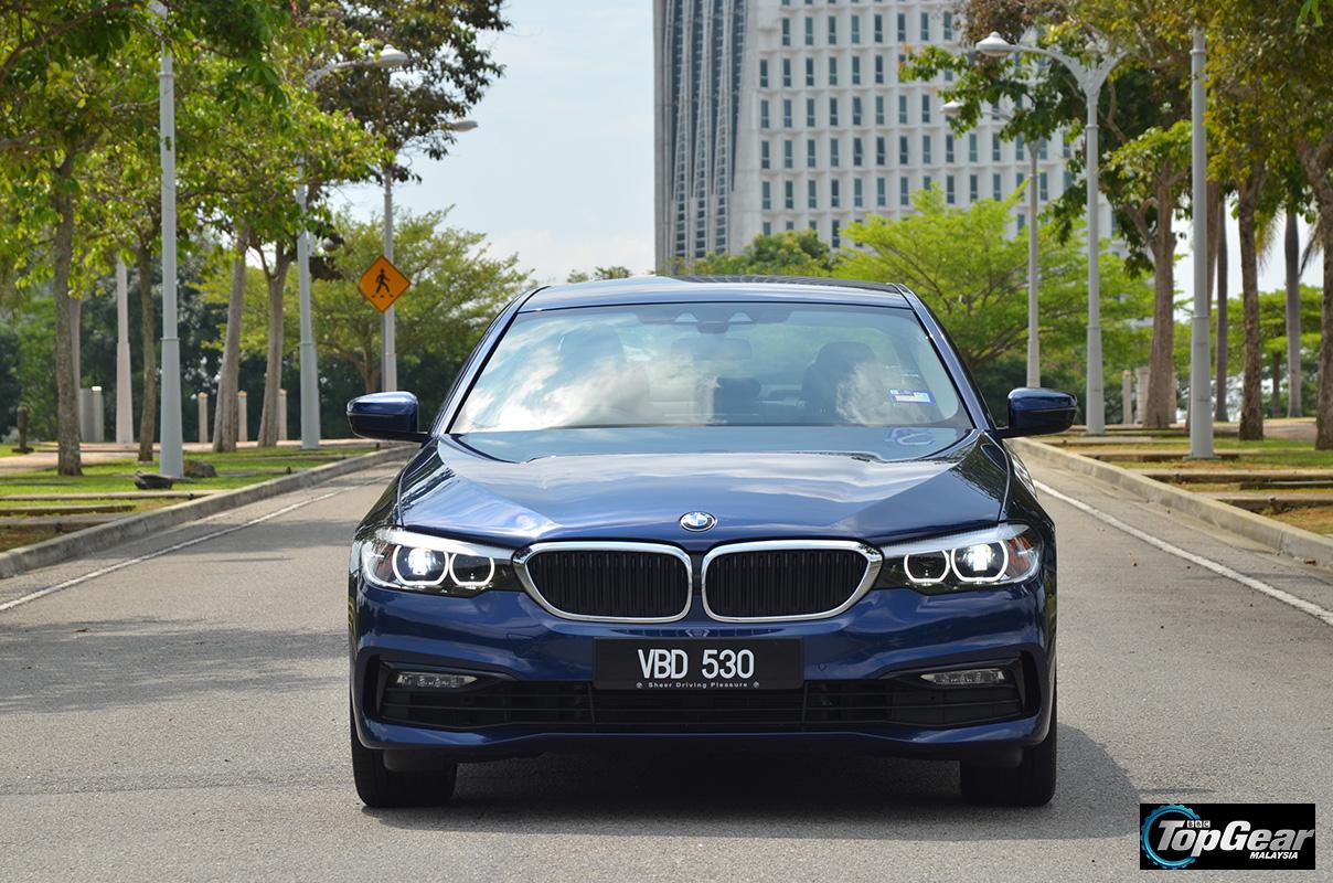 TopGear | Test drive: BMW 530e iPerformance