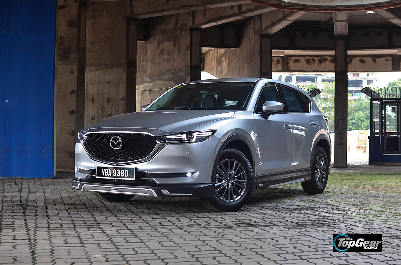 topgear test drive mazda cx5 2 0 gls. Black Bedroom Furniture Sets. Home Design Ideas