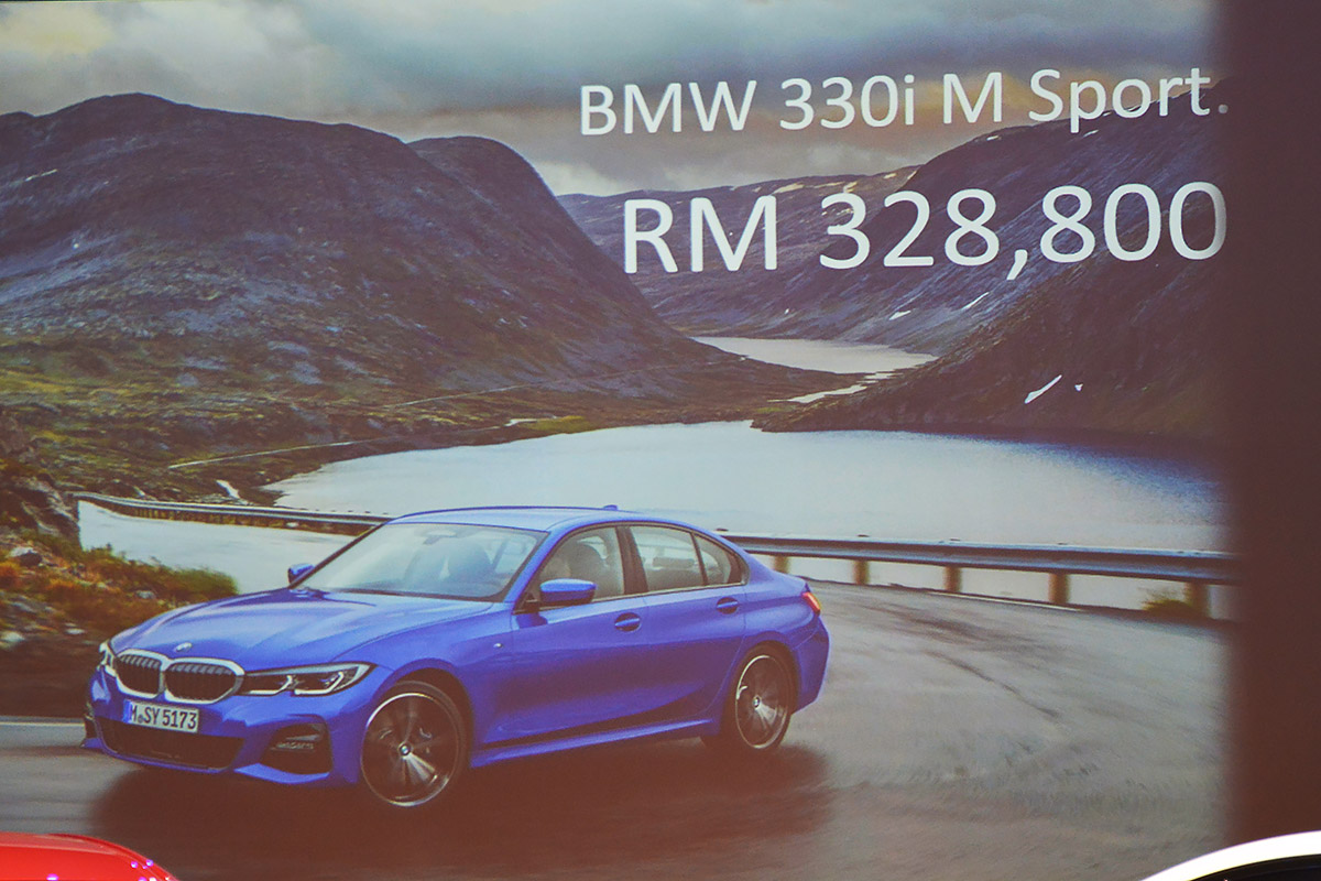 TopGear | All-new BMW 3 Series launched in Malaysia