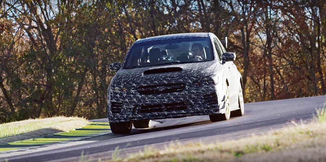 TopGear | Subaru's bringing a special STI to America