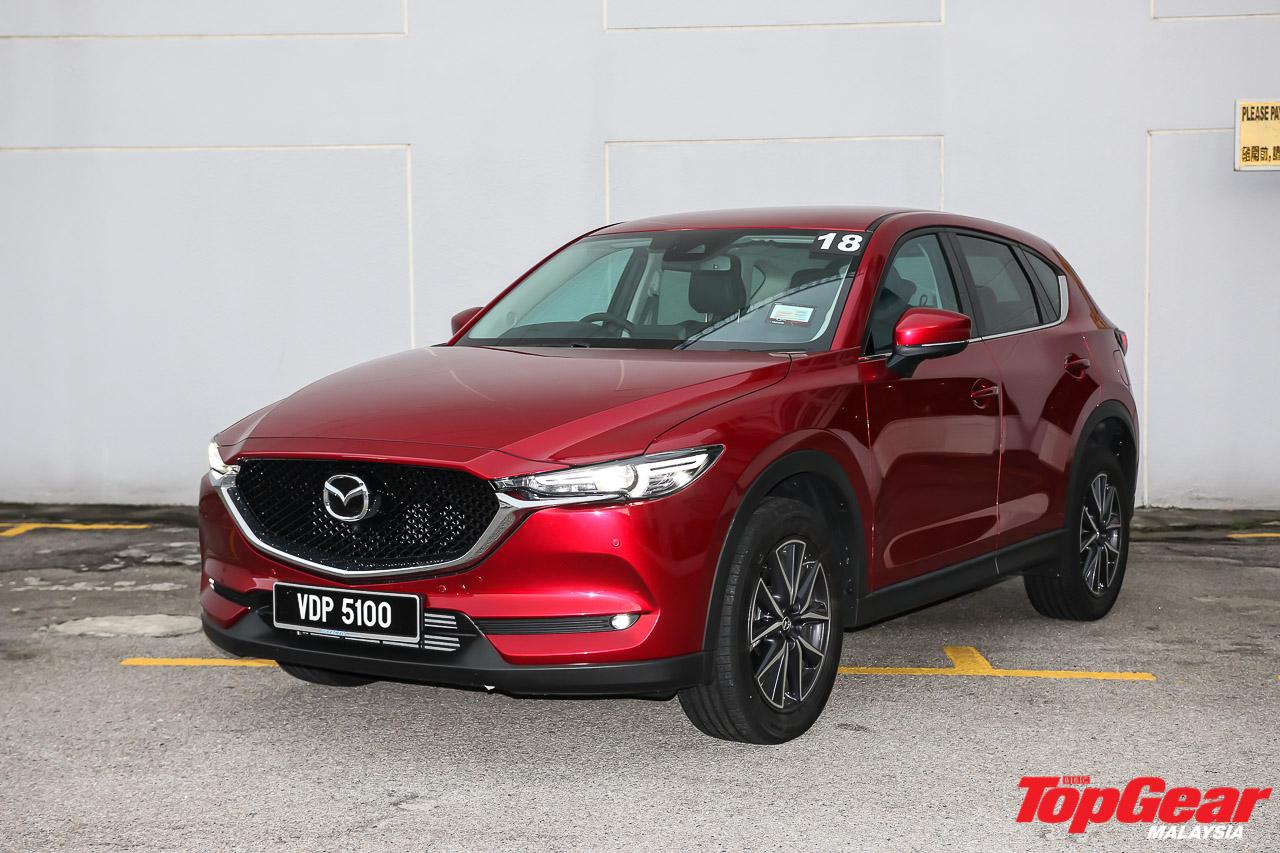 Topgear Mazda Cx 5 Turbo Price Revealed Rm181 770 40