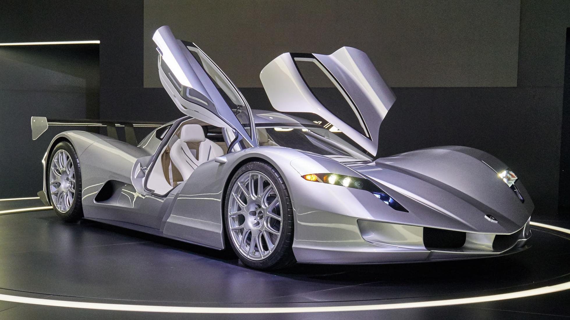 Official: the Aspark Owl electric hypercar will cost RM13.25million