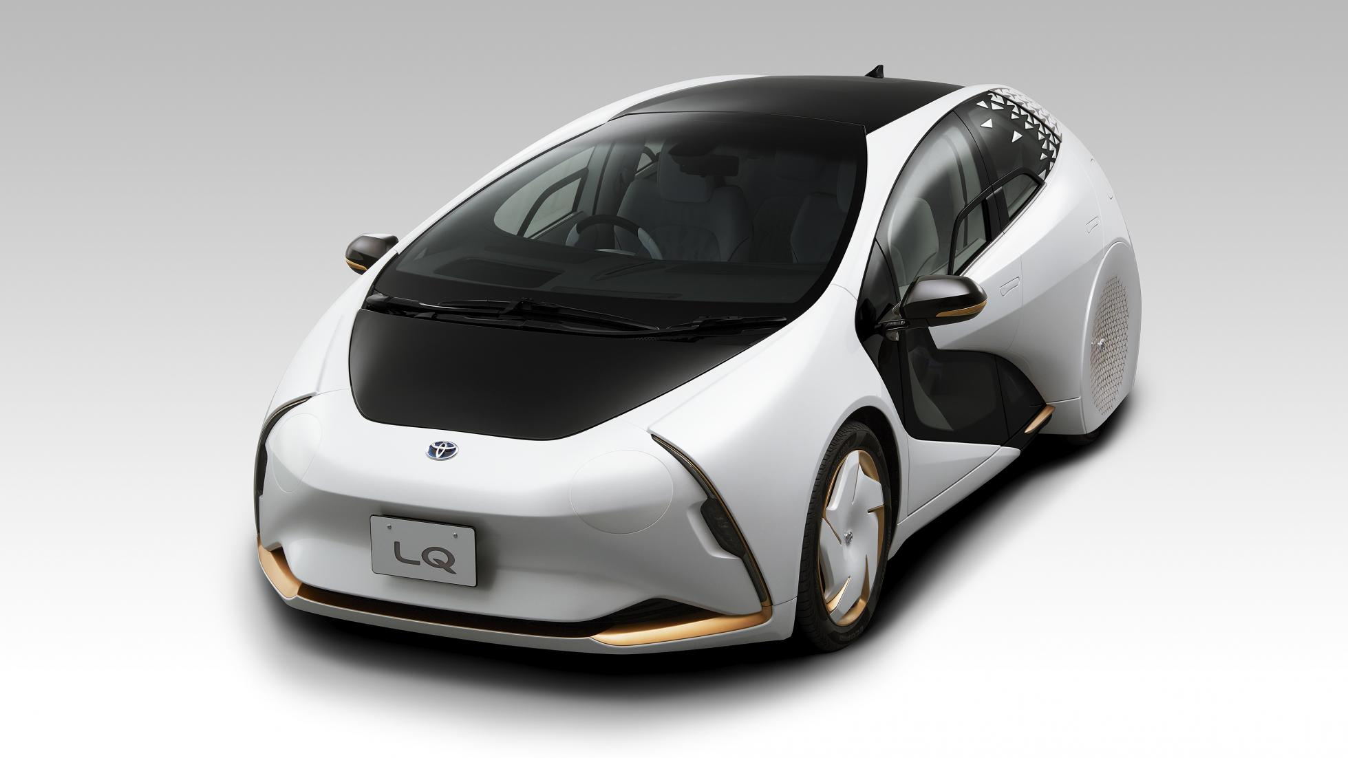 Toyota's LQ Concept wants to get to know you