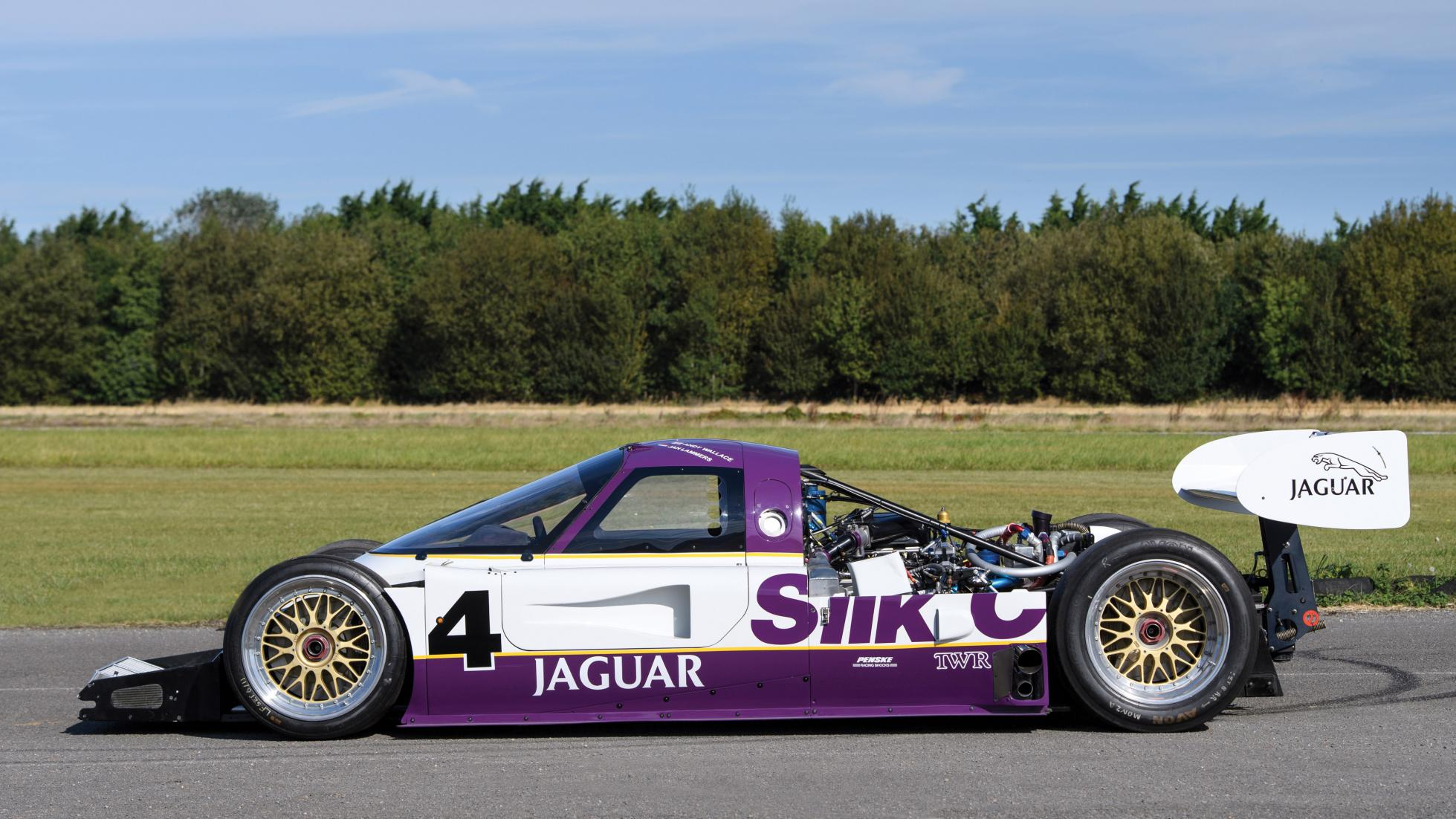 TopGear | This awesome Jaguar endurance racer is going to auction