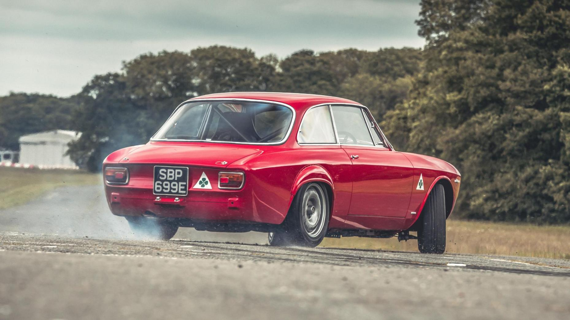 1965: Giulia Sprint GTA