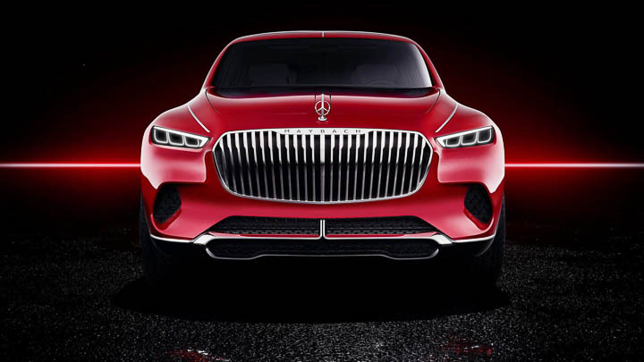 3. Vision Mercedes-Maybach Ultimate Luxury