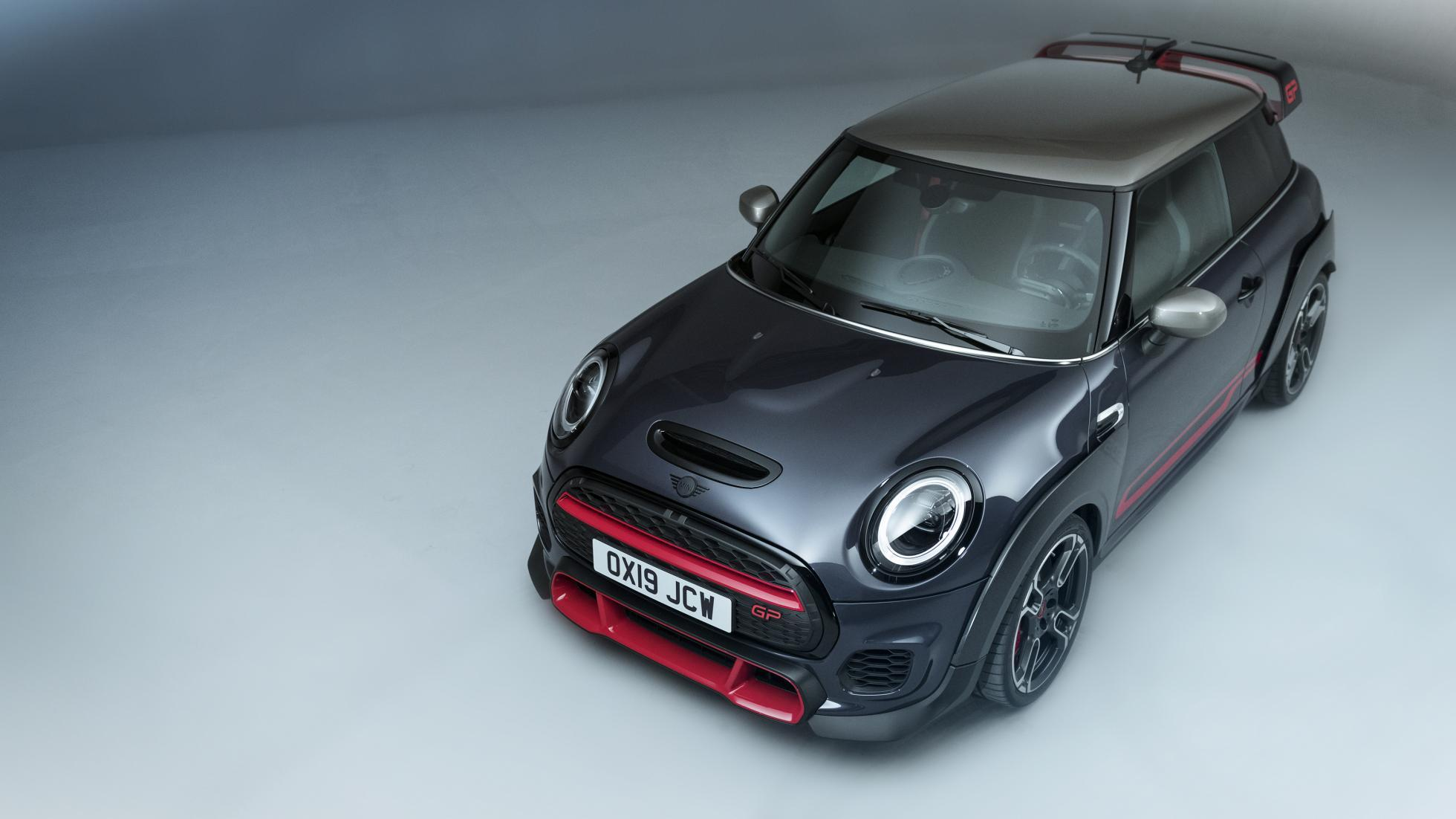 The new Mini GP looks as wild as we hoped it would