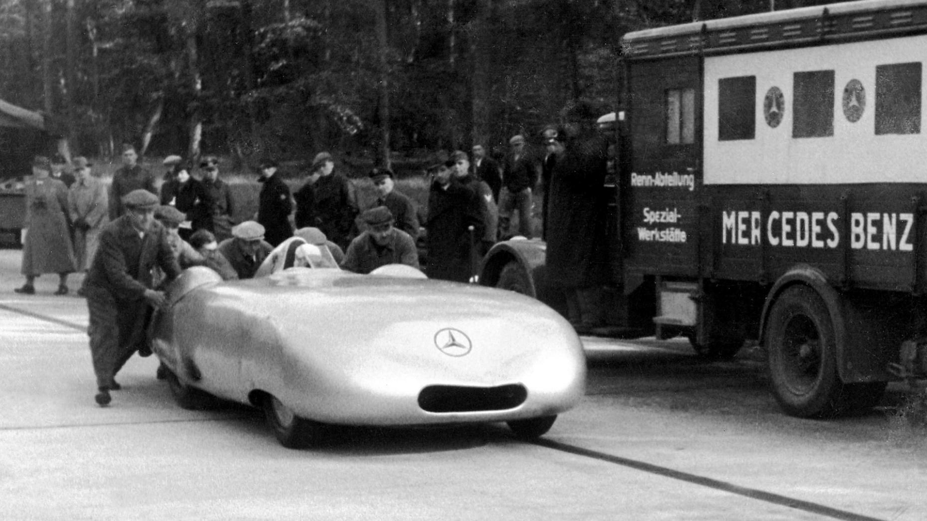 What's the fastest ever car Mercedes-Benz has built?