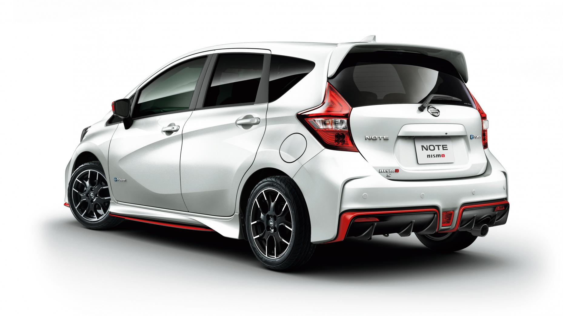 9. Nissan Note e-Power Nismo S