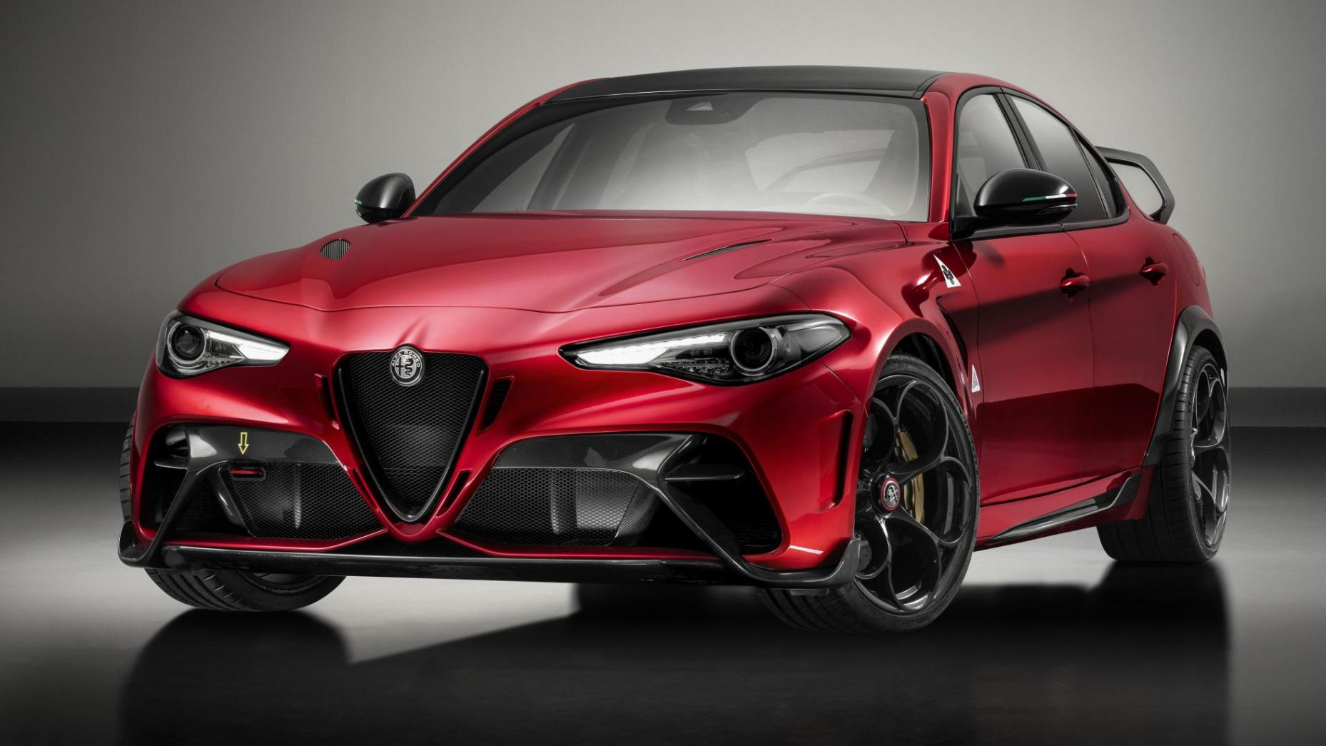 2020: Giulia GTA and GTAm