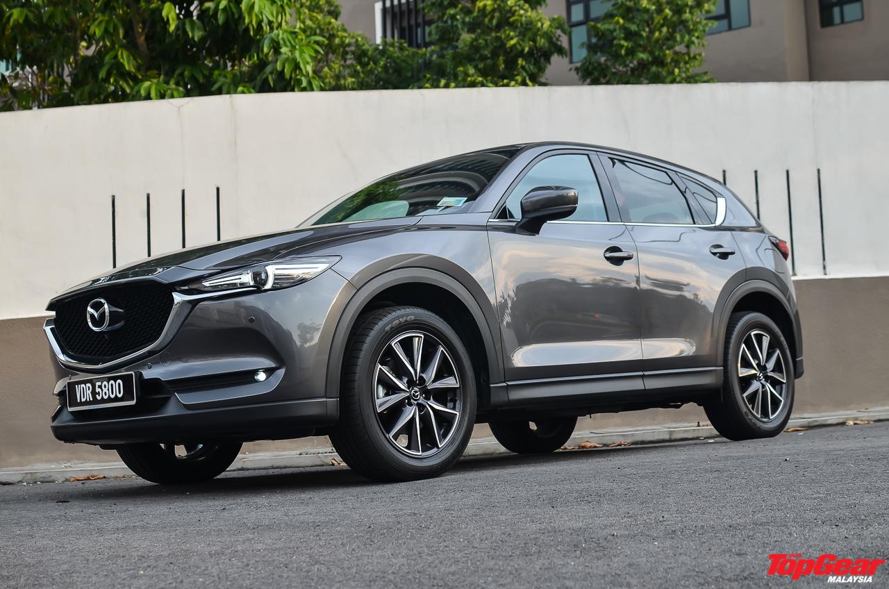 Kelebihan Mazda Cx 5 2.5 Turbo Review
