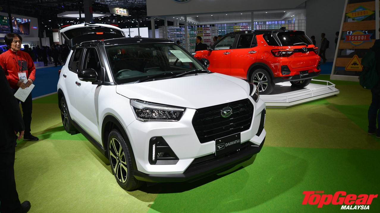 Does this Daihatsu preview a future Perodua compact crossover?