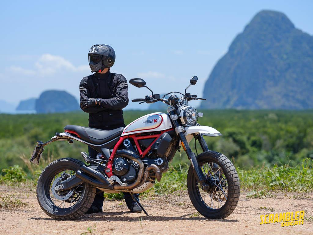 Topgear First Ride 2019 Ducati Scrambler Icon Desert Sled