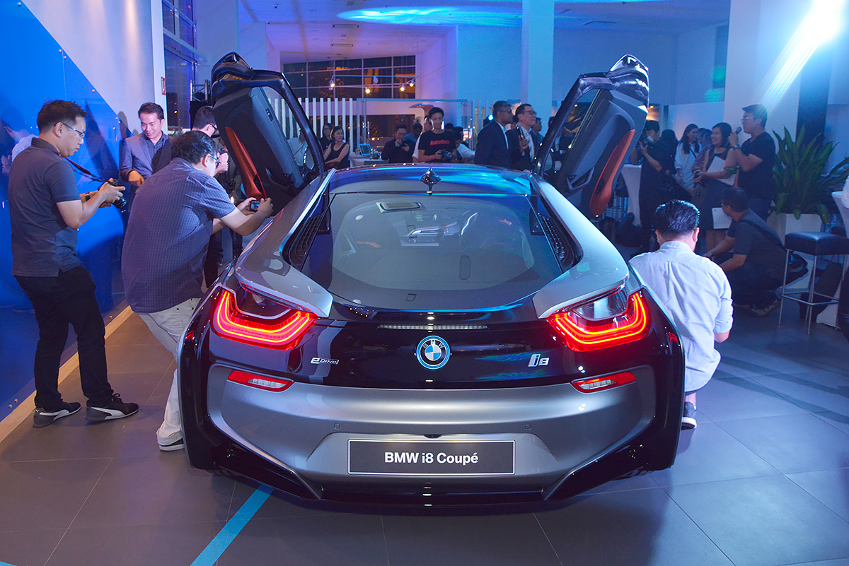 Topgear Restyled Bmw I8 Launched In Malaysia