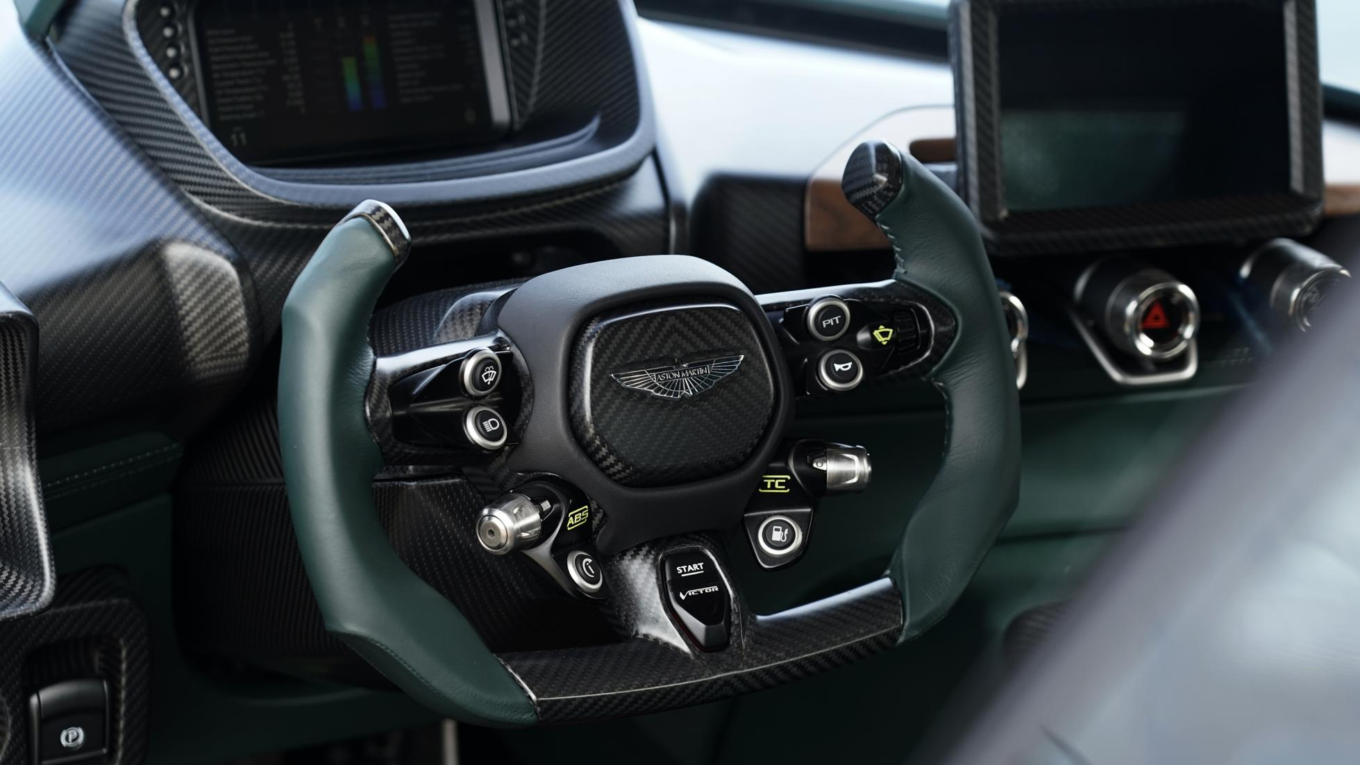 Topgear The Aston Martin Victor Is An 836bhp Manual Masterpiece