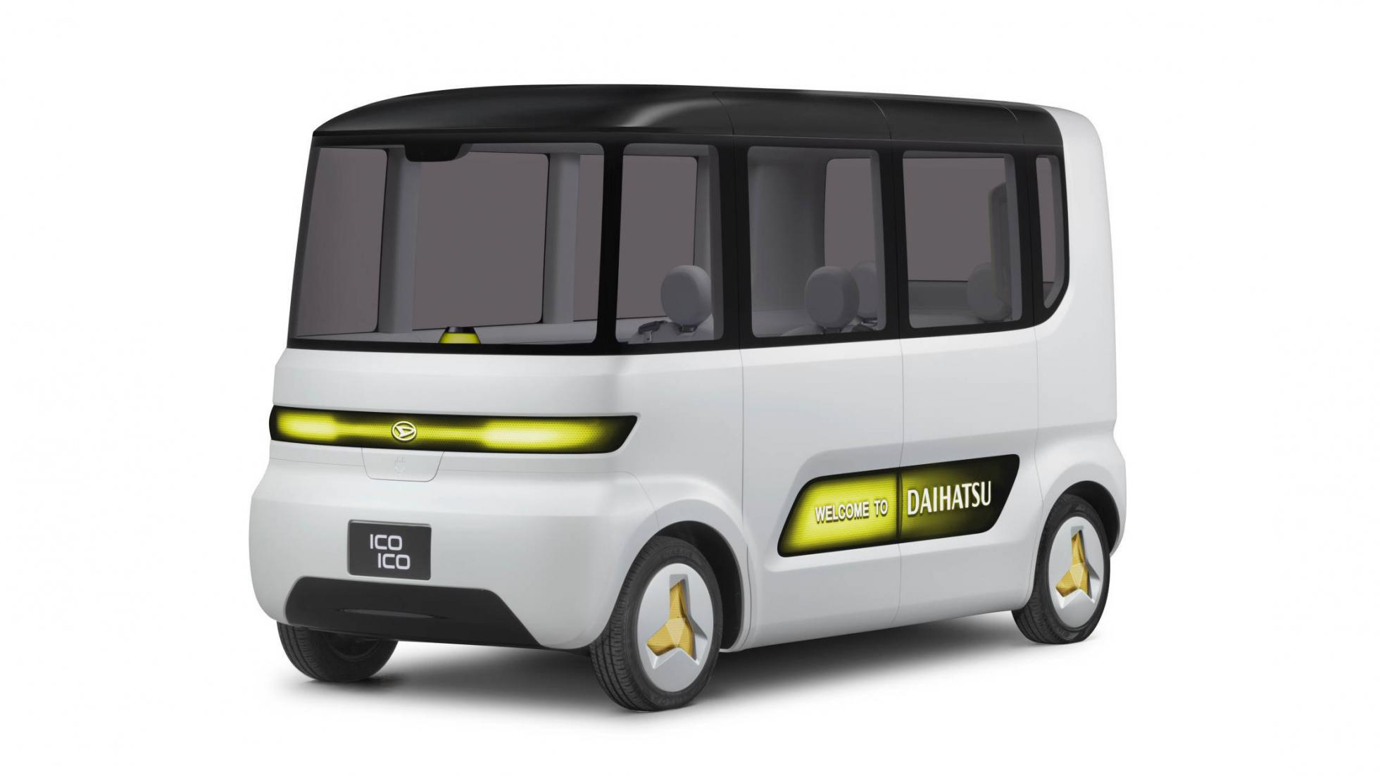 Rejoice! Daihatsu has gone fully bonkers for the Tokyo show