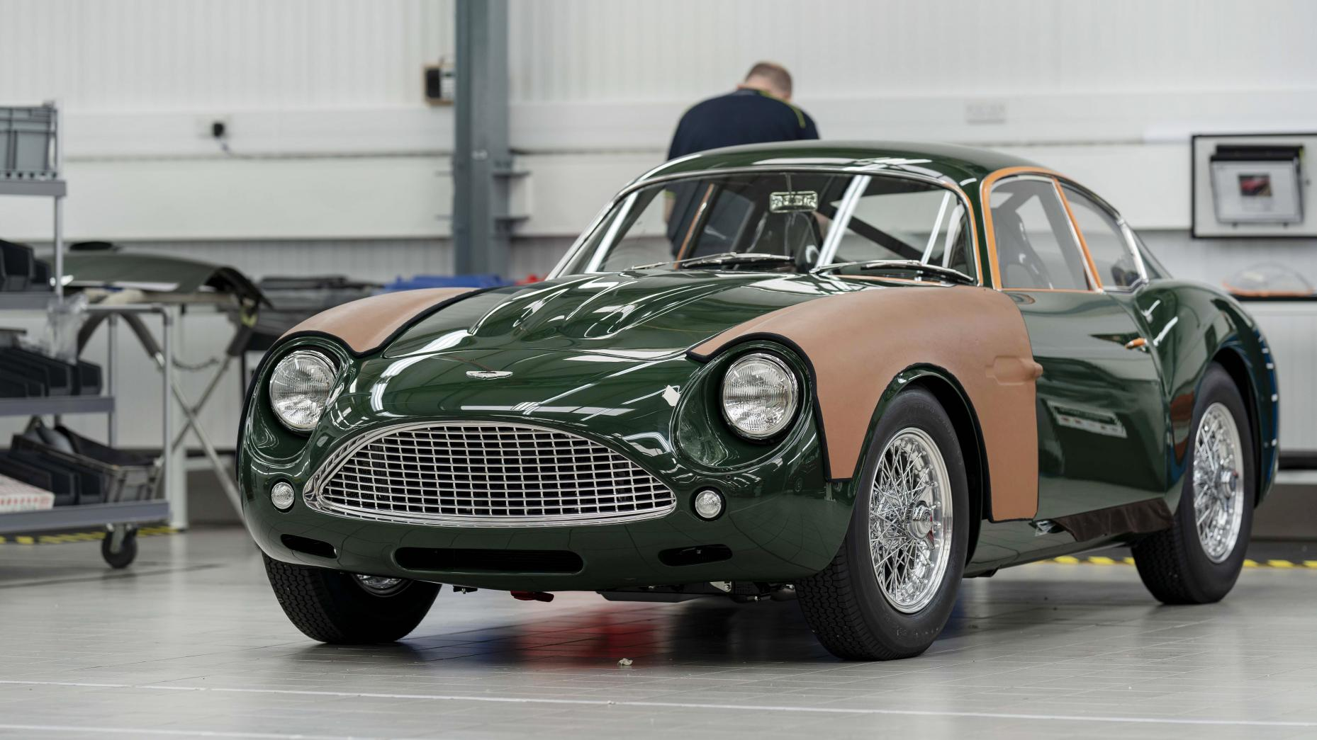 Here's how the first customers have specced their DB4 GT Zagatos