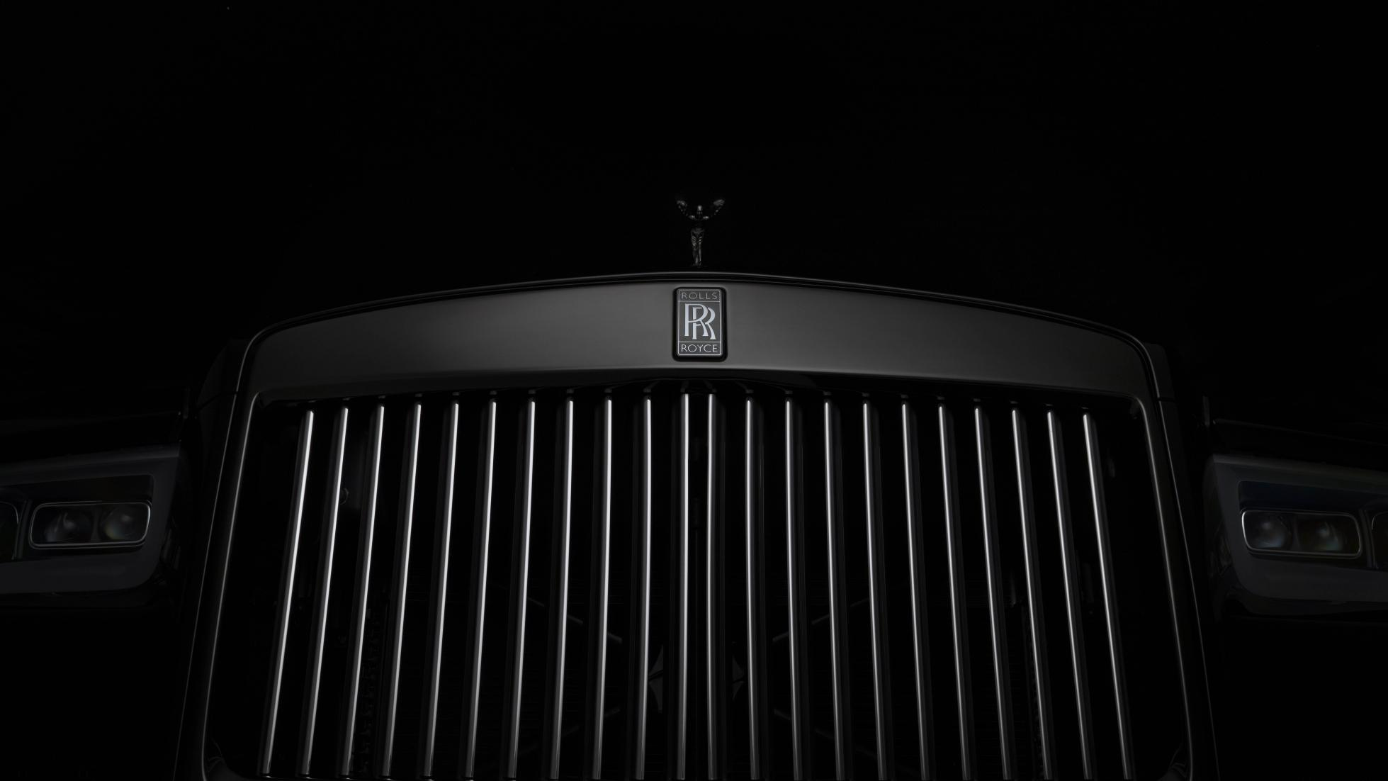 This Rolls-Royce Black Badge Cullinan gets more power
