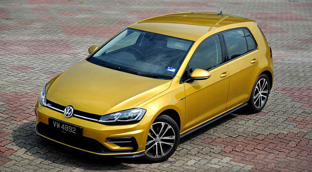 TopGear | Test drive: Volkswagen Golf TSI R-Line