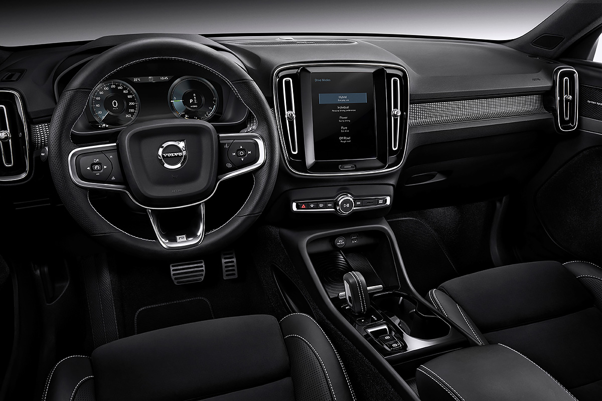 topgear volvo xc40 tg mag 39 s sensible suv of the year. Black Bedroom Furniture Sets. Home Design Ideas