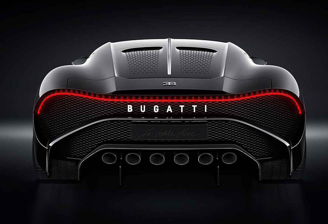 Topgear The Bugatti La Voiture Noire Is A 12m Rm643m One Off