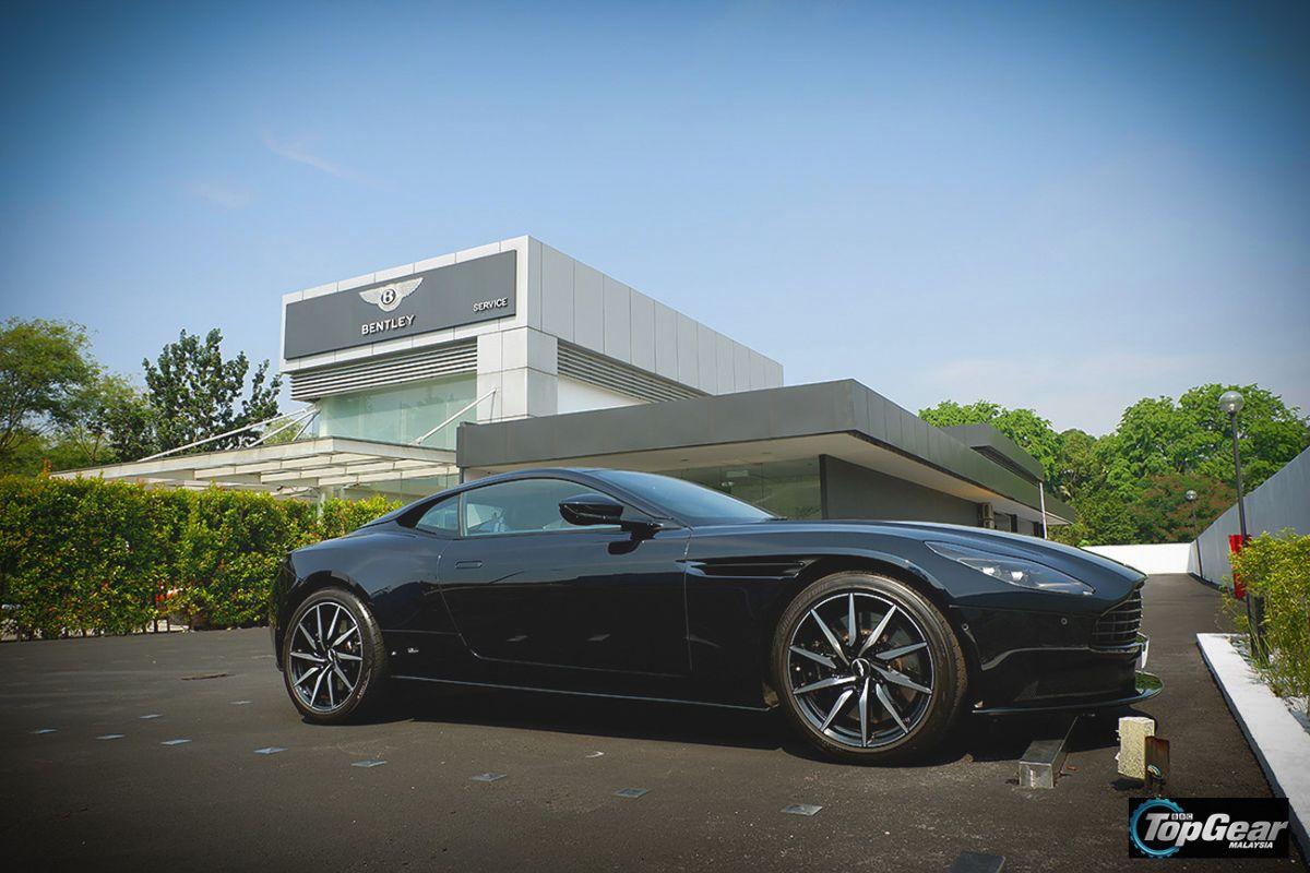 Topgear Aston Martin Db11 V8 Fuelled By Grace