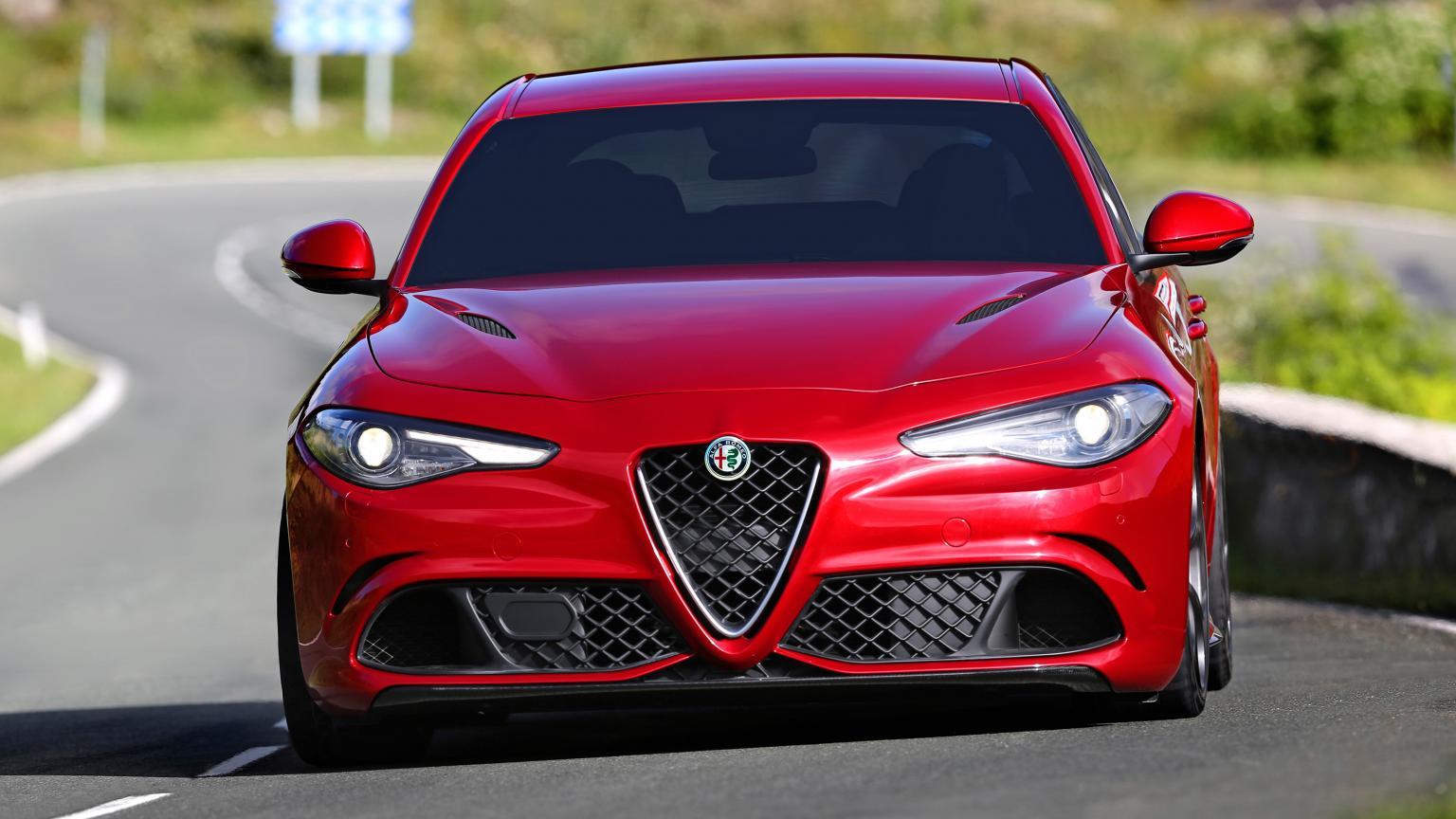 TopGear | Video: the Alfa Romeo Giulia is a Nürburgring hero