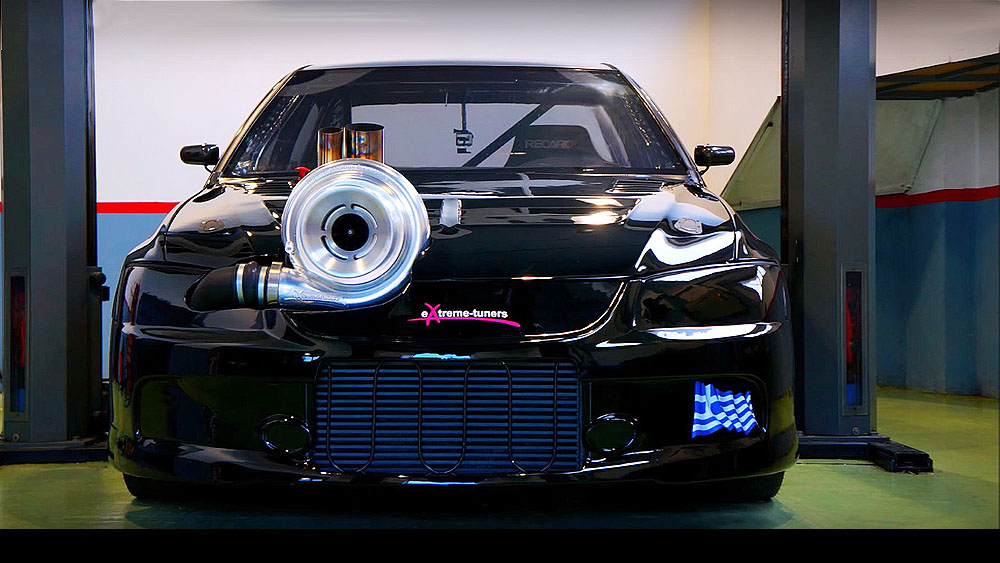 TopGear   This is the world's fastest Mitsubishi Evo