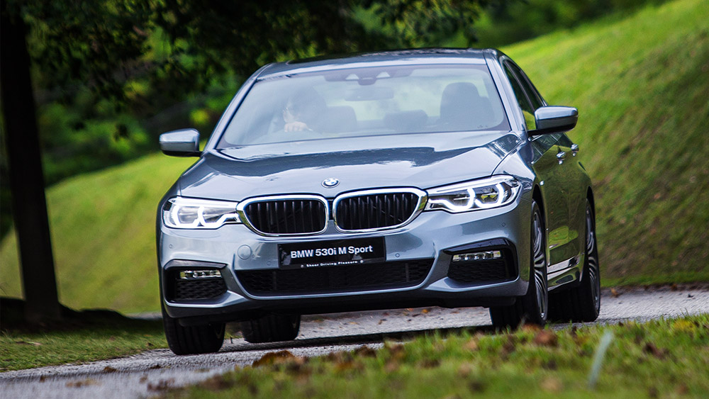 Topgear The G30 Bmw 530i M Sport Is Now Locally Assembled