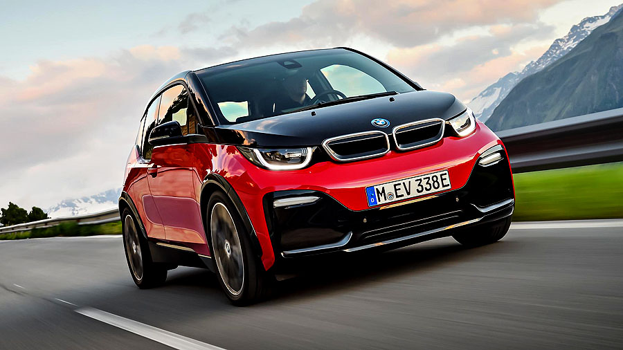 Topgear Bmw Has Made A Small Electric Hot Hatch