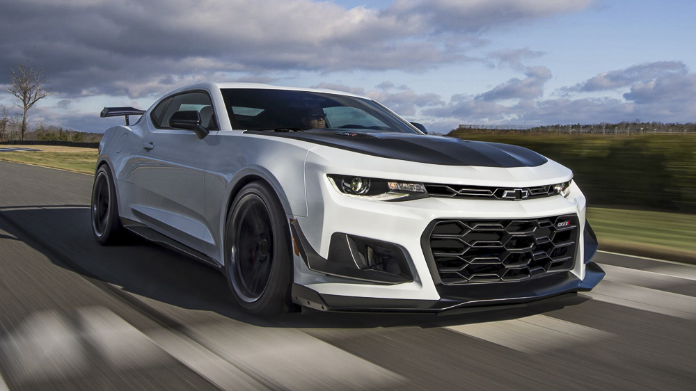 Topgear The Camaro Zl1 1le Wants To Bite Your Face Off