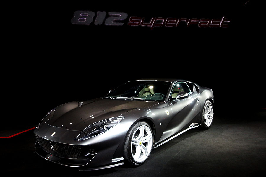 Topgear Ferrari 812 Superfast Launched In Malaysia