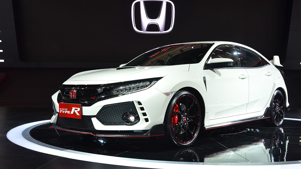TopGear | Honda Civic Type R launched in Indonesia