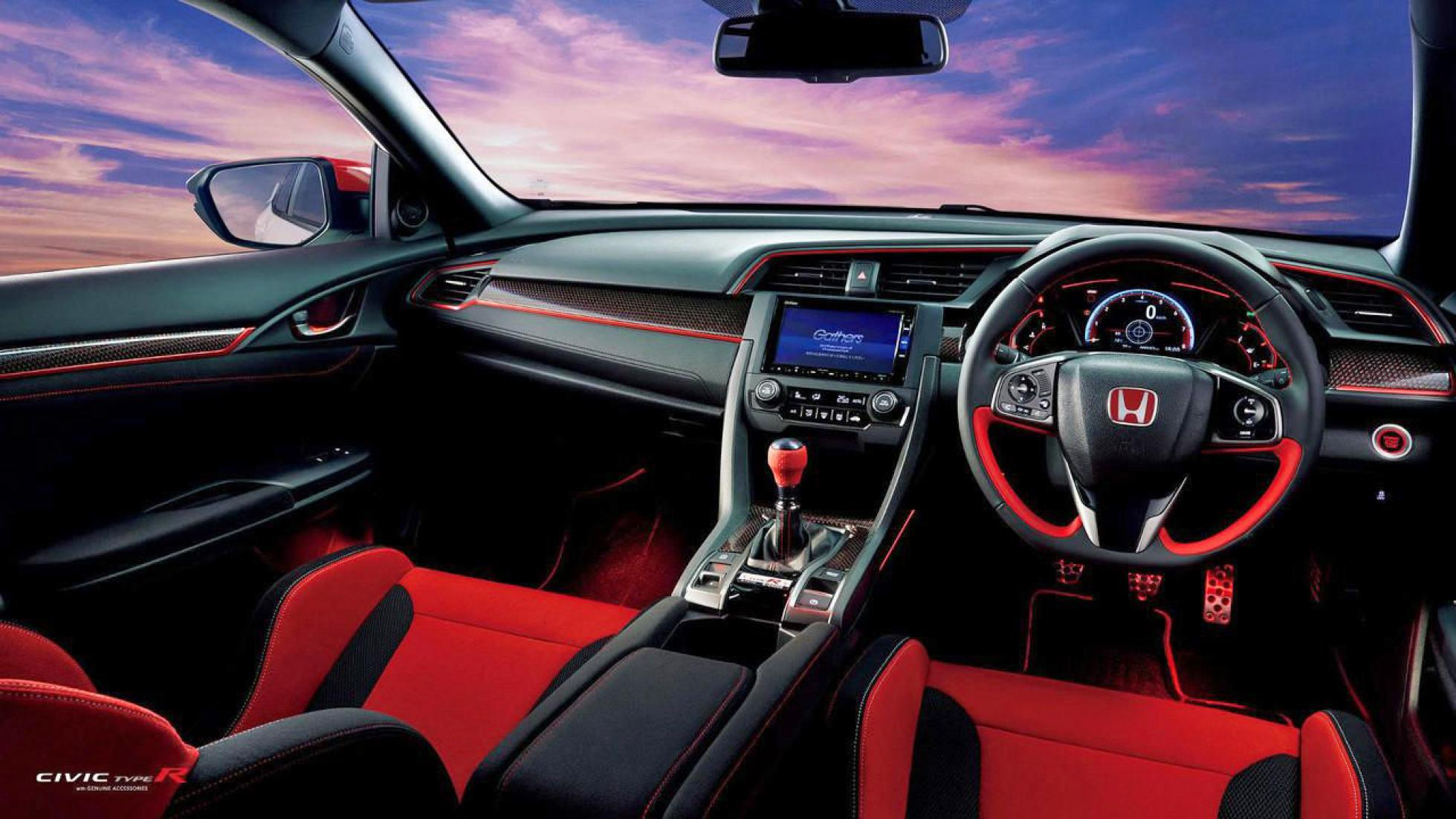 Topgear Honda S Modified Its Own Civic Type R