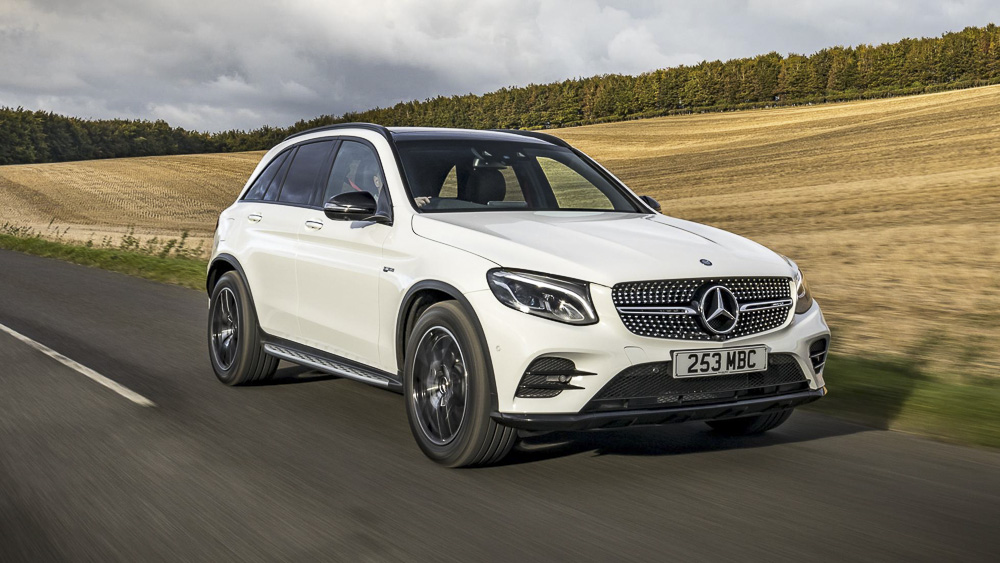 TopGear | Mercedes-AMG GLC43 review: 362bhp crossover tested