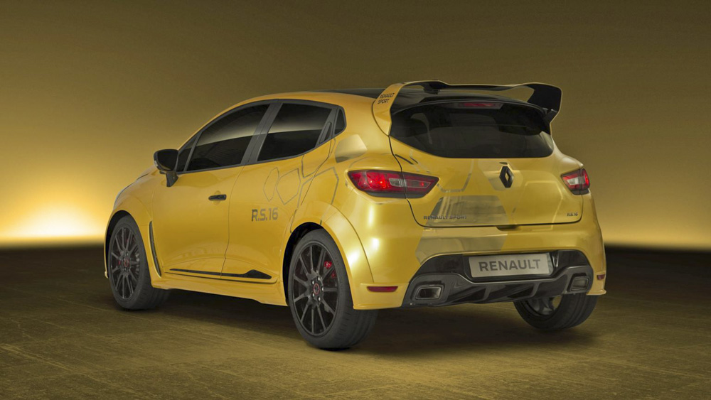 Renault Sport Clio RS16 1