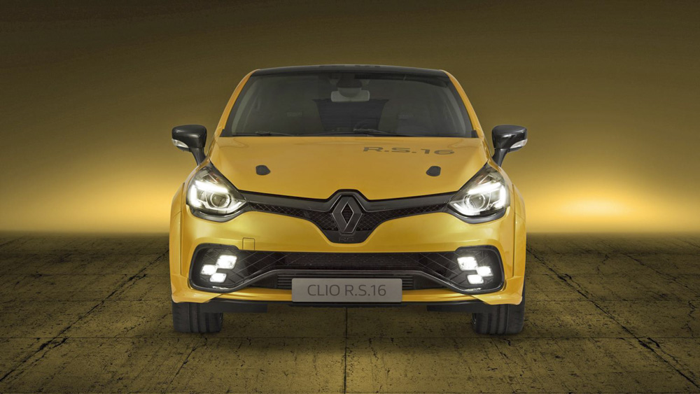 Renault Sport Clio RS16 4