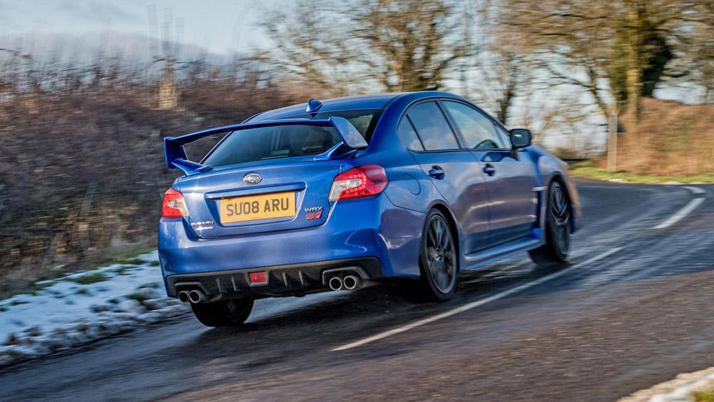 TopGear | Subaru WRX STI review: Final Edition driven (sob)