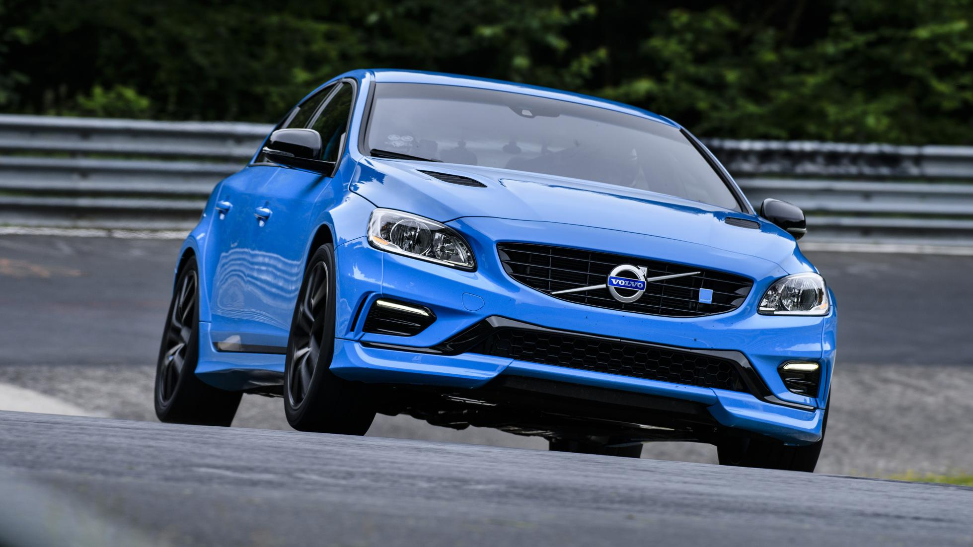 TopGear   Volvo has claimed a Nürburgring lap record