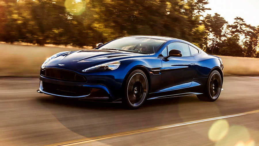 TopGear   Here are all the cars Aston Martin plans to build by 2023