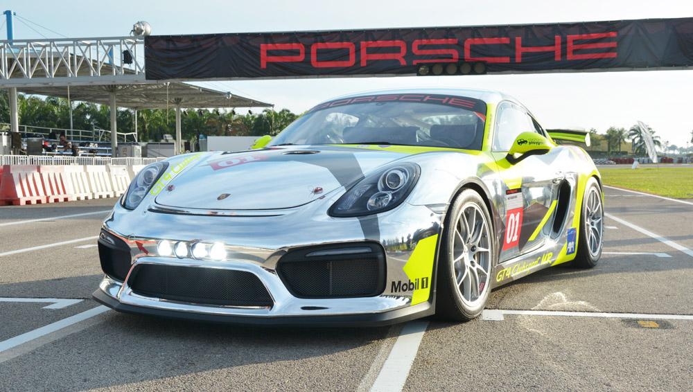 Topgear Race Car For Sale The Porsche Cayman Gt4 Clubsport Mr