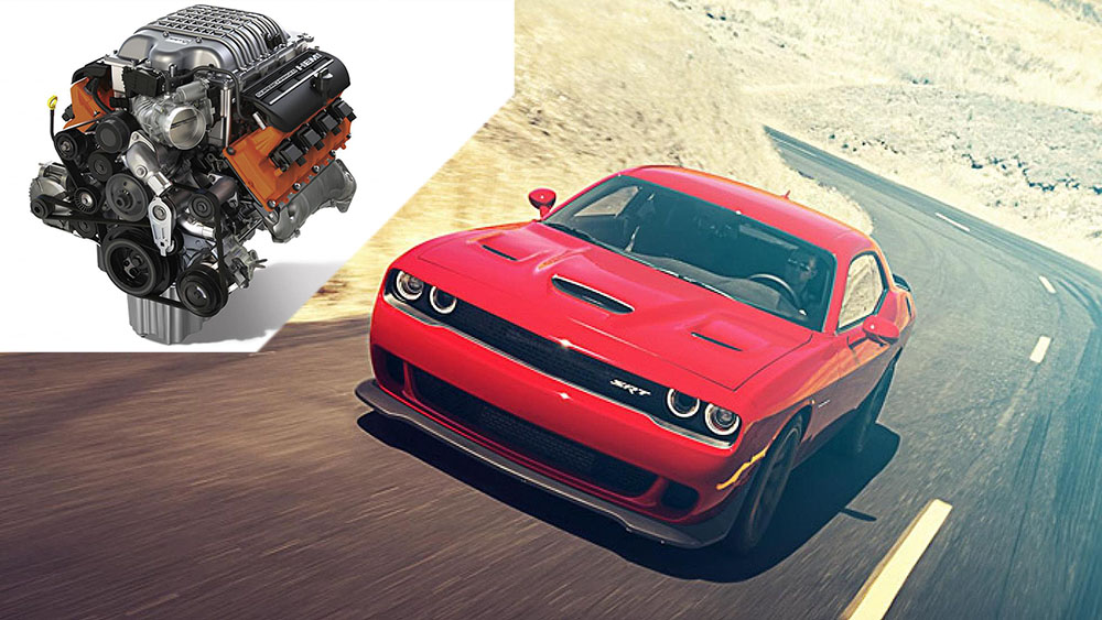 TopGear | Hellcat vs Type R: which crate engine to buy?