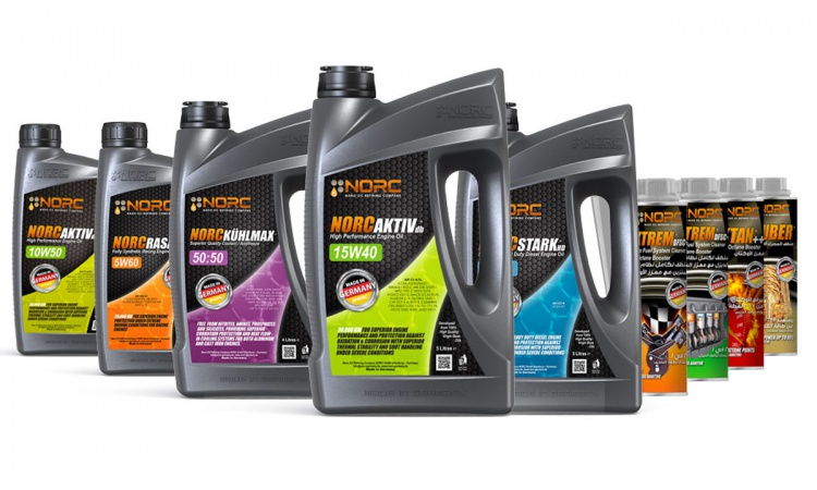 NORC engine oils