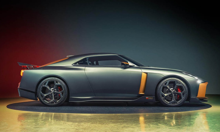 Italdesign Nissan GT-R 50